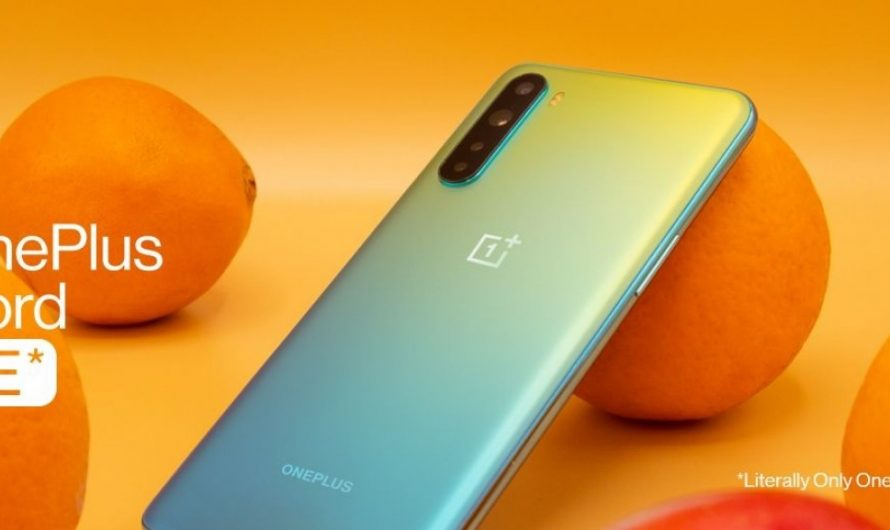 OnePlus Nord LE announced – a smartphone you can't buy